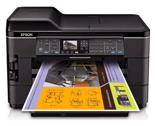epson workforce wf-7520 all-in-one printer driver download