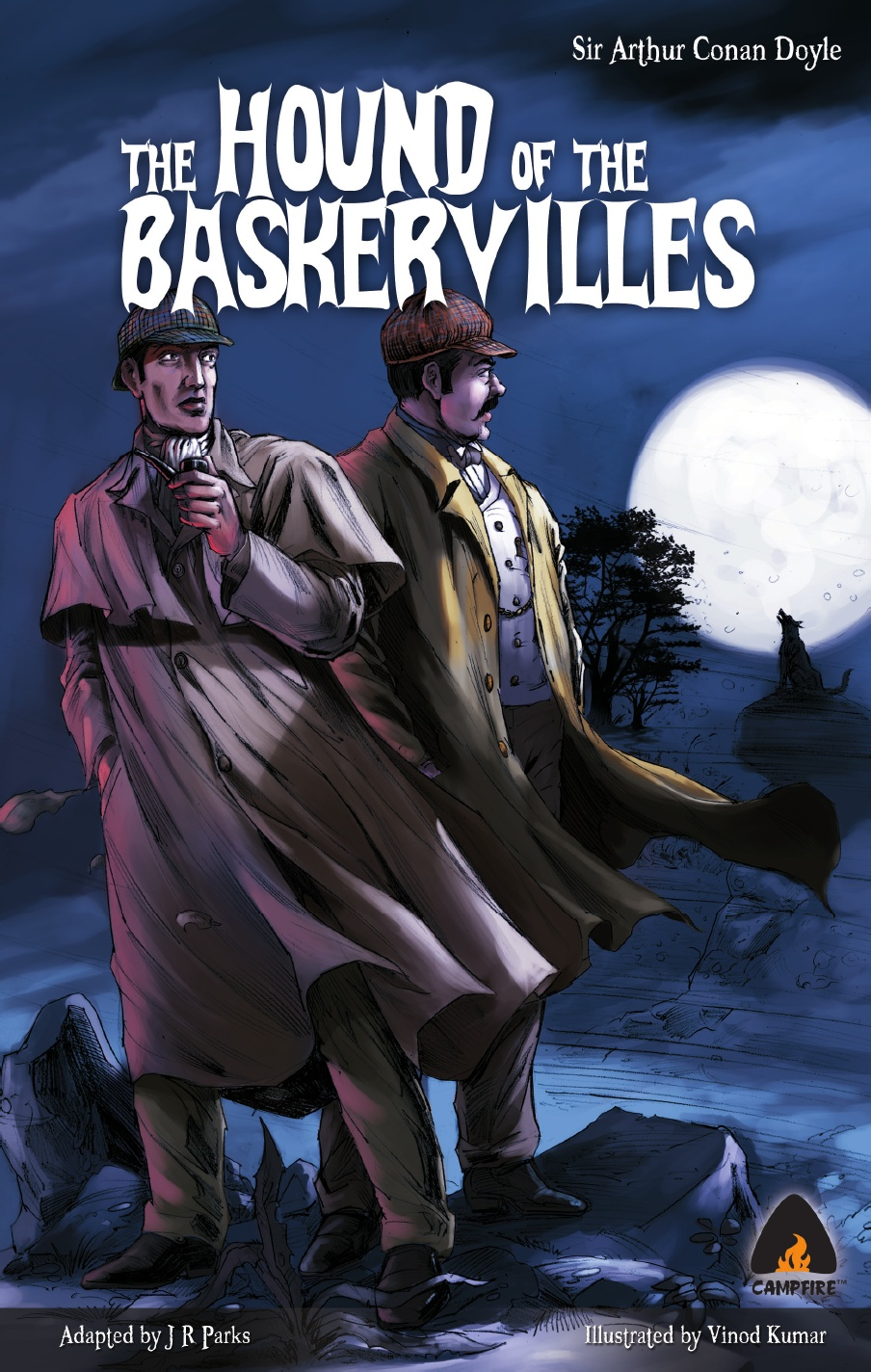 The Hound of the Baskervilles (Sherlock Holmes Vol. 5 ...