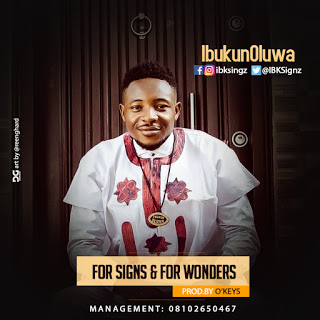 HOT NEW SINGLE FROM IBUKUNOLUWA