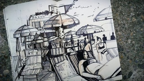 17-Sketchbook-Drawings-Artist-Alice-Pasquini-aka-AliCè-Illustrator-Set-Designer-Painter-Murals-www-designstack-co