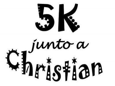 5k Junto a Cristian en Pan de Azúcar (Maldonado, 04/oct/2015)