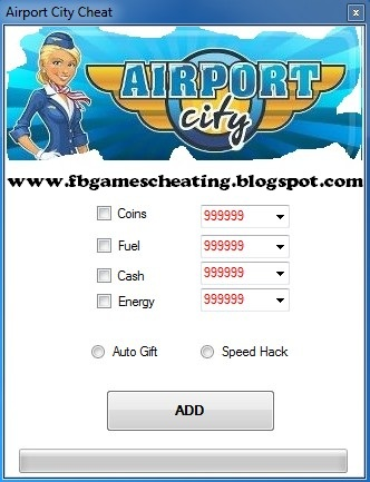 Airport City Hack v Download - Generate FREE Cash