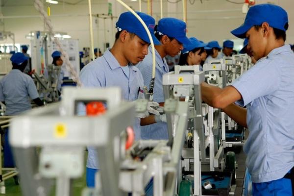 Pekerja Pabrik. Kotabumi Lampung Utara