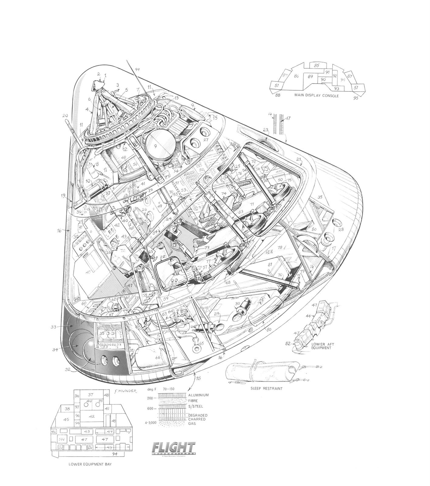 lunar landing module drawings - photo #11
