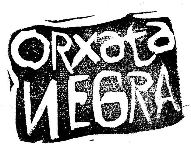 ORXATA NEGRA