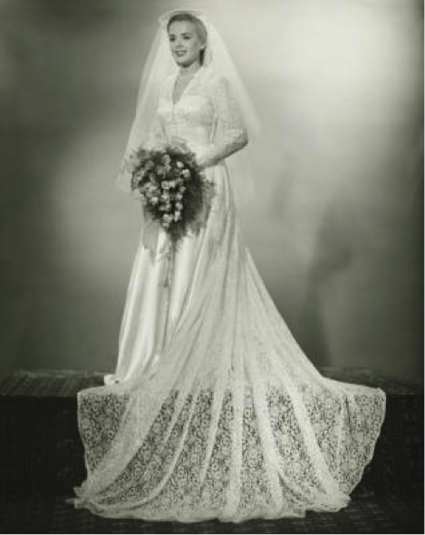 Mia blog wedding dress gowns through the ages for 1930s style wedding dresses