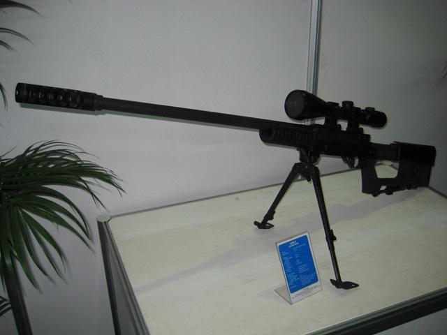 5 Fakta Menarik Senapan sniper SPR 2 Kopassus yang Gemparkan Dunia
