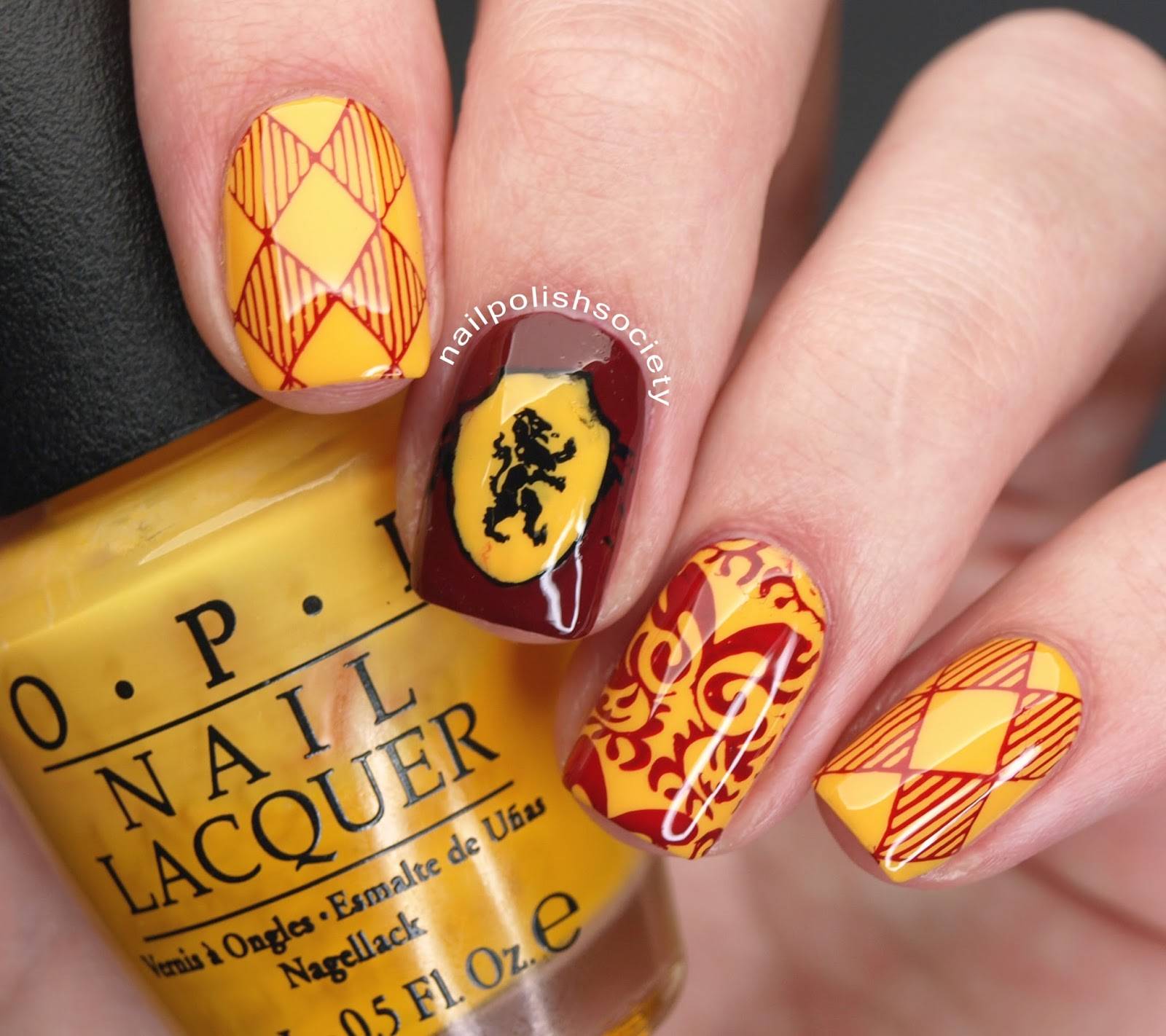 Nail polish society 40 great nail art ideas films and hehe 40 great nail art ideas films and hehe stamping plate review prinsesfo Choice Image