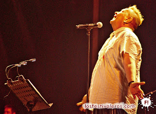 Public Image Ltd, John Lydon, BBK Live 2013, BBK live, Bilbao BBK, Anillo Festivalero