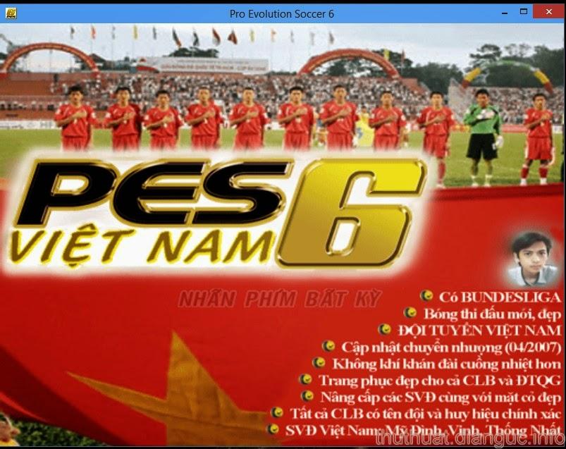 Download  PES 6 Đồng Như Kiều