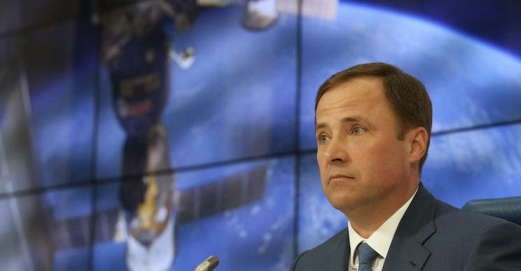 Igor Komarov, the current head of the United Rocket and Space Corporation. Credit: ITAR-TASS/Artiom Korotaev