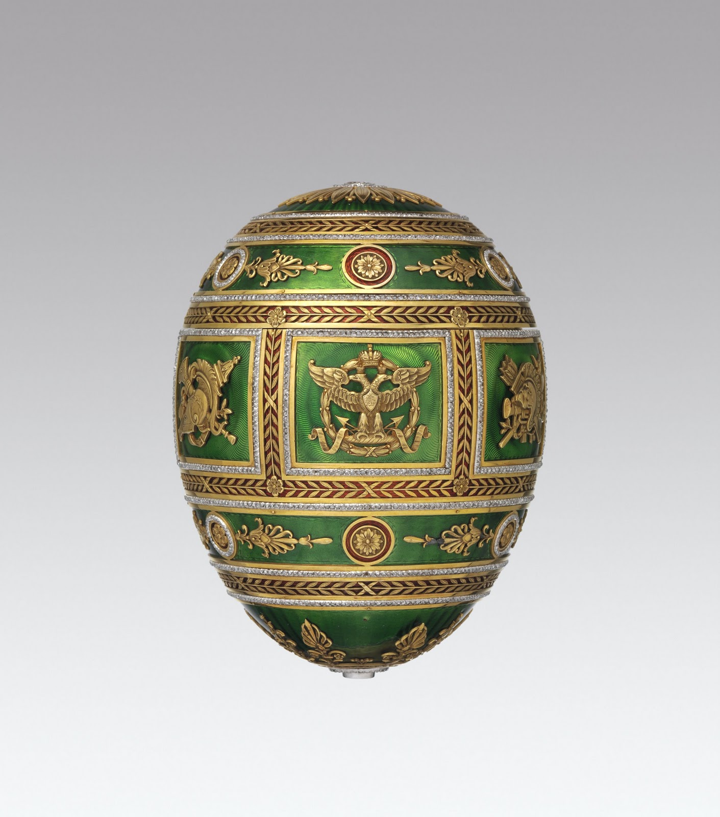 Whom You Know: Peachy at The Met: Fabergé from the Matilda ...