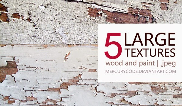 17. Wood and Paint Textures