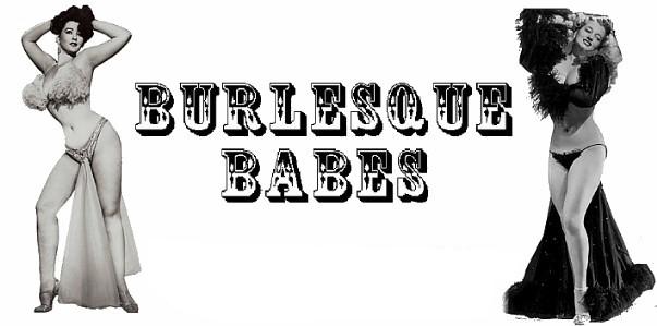 Burlesque Dancers - BURLESQUE BABES SHOP BLOG
