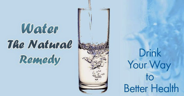 benefits of water for health