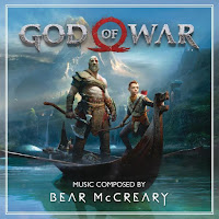 Baixar CD God of War - Bear McCreary 2018 Torrent