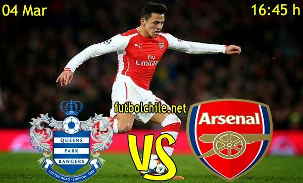 Queens Park Rangers vs Arsenal - Premiere League - 16:45 h - 04/03/2015