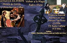 Especial Celta con Achaiva da Ponte  Acustico en vivo Musica de Galicia y otros Barrios Celtas