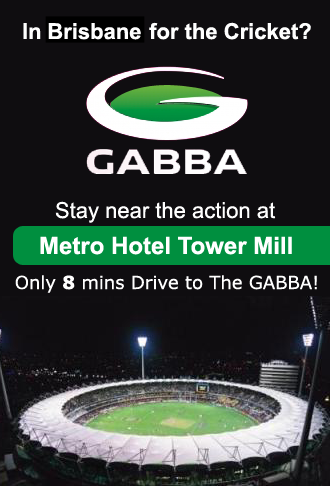 Accommodation Near the Gabba