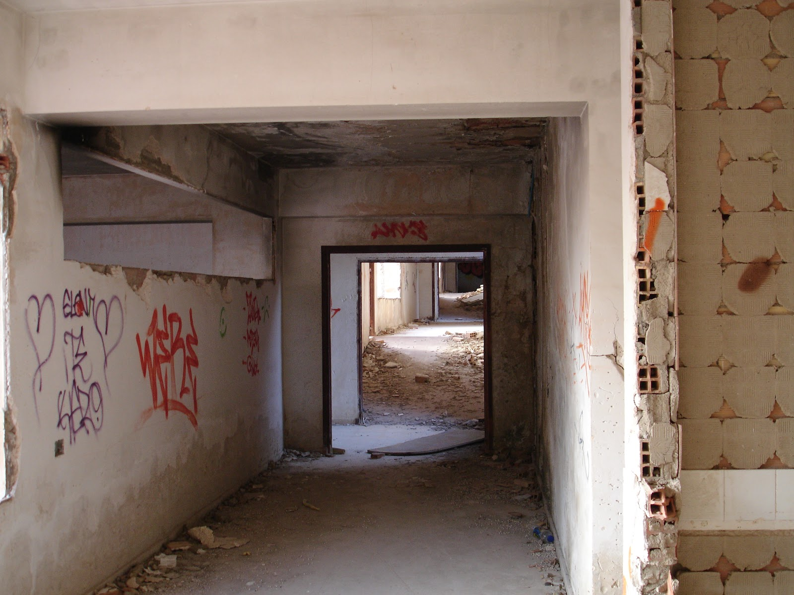 Antiguo Colegio de Disminuidos Psíquicos \'San Ramón\' (Agost ...