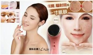 Setrika Wajah Ion Face Massager