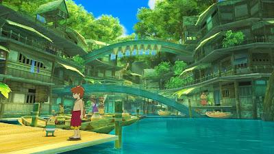 [Análisis] Ni No Kuni: La Ira de la Bruja Blanca. Studio Ghibli en un precioso juego de rol