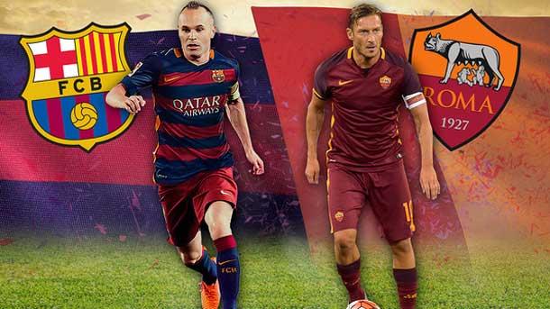 El Barça quiere recuperar las buenas sensaciones contra la Roma