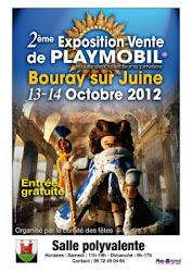 Exposition Bouray sur Juine Octobre 2012