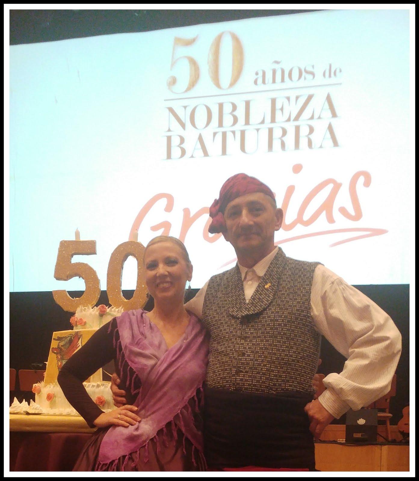 50º Aniversario NOBLEZA BATURRA