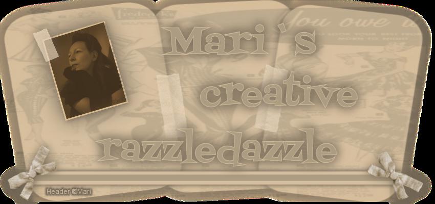 Mari`s Creative Razzle-Dazzle