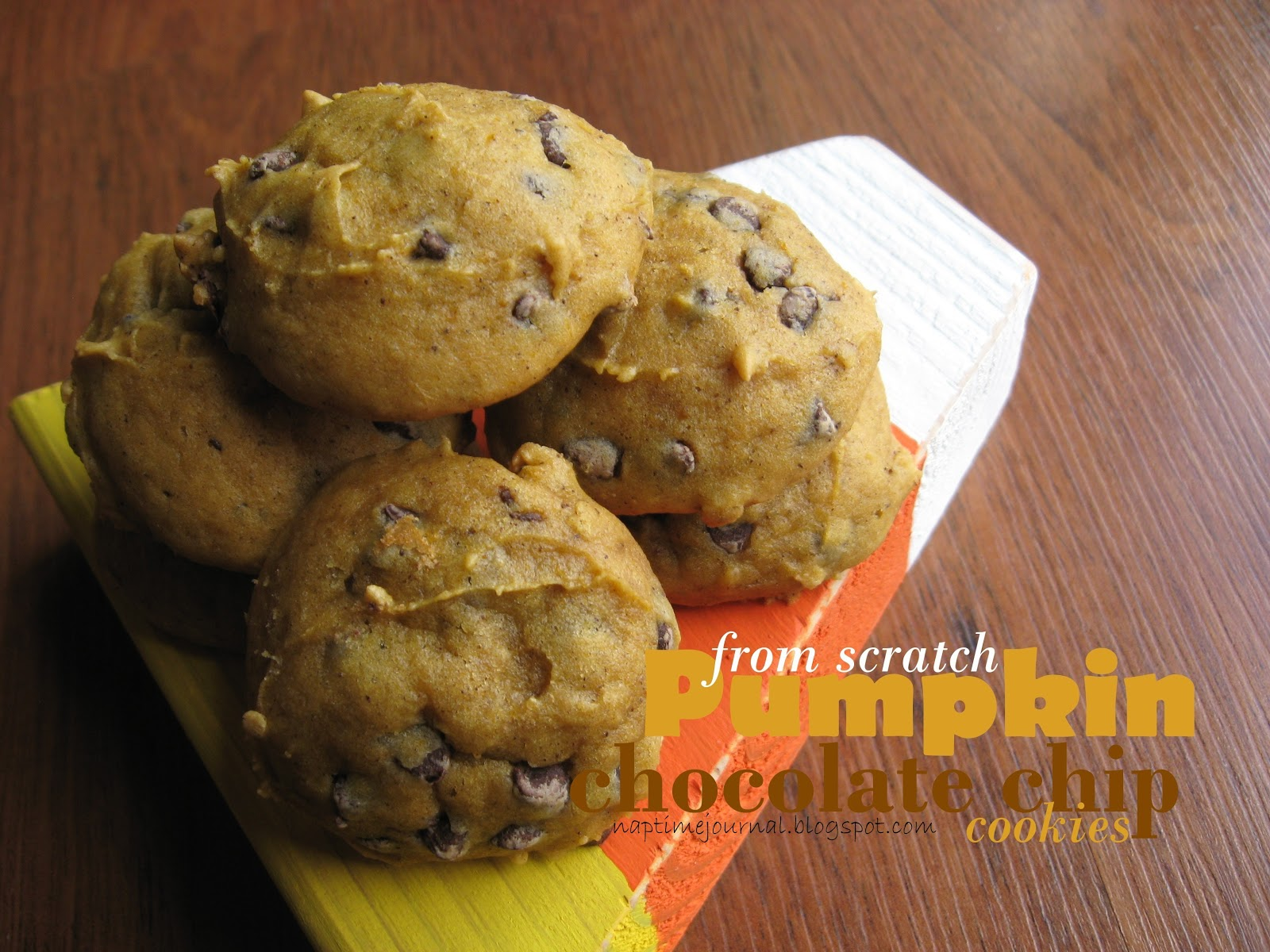 Image Result For Cake Box Pumpkin Chocolate Chip Cookies