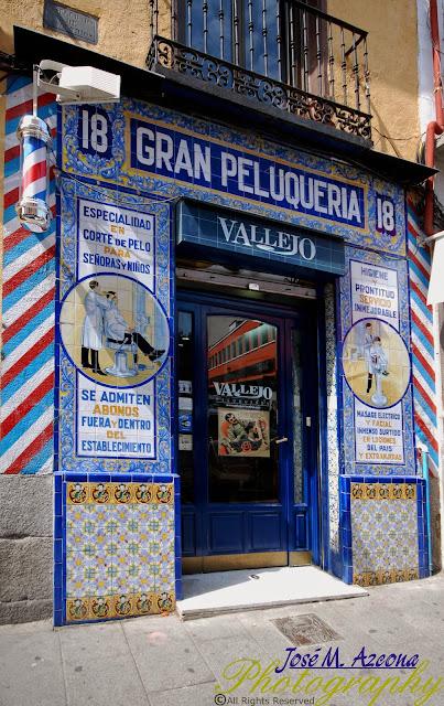 Peluquería Vallejo