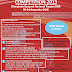 National Geo-Smart Competition (GEOSAC) 2013