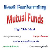 High Yield Muni Mutual Funds