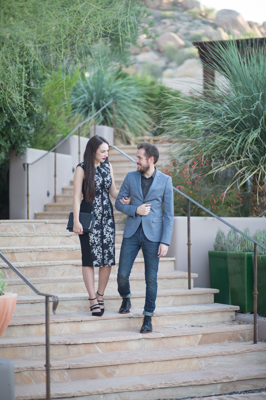Four Seasons Resort Scottsdale at Troon North Romantic Couples Getaway