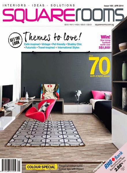 Small Room Decorating Magazine Subscription SquareRooms Magazine Ultimate Interior Design Solutions