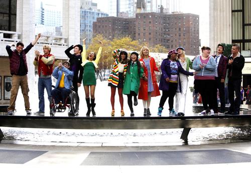 Glee se marcha a NY