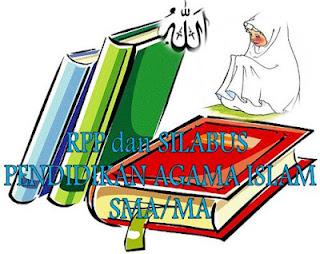 PAI SMA Berkarakter Terbaru Kelas X, XI dan XII Semester 1 dan 2