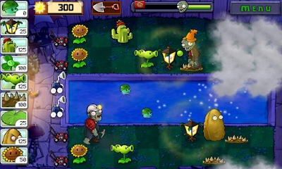 Plants vs Zombies for WP7