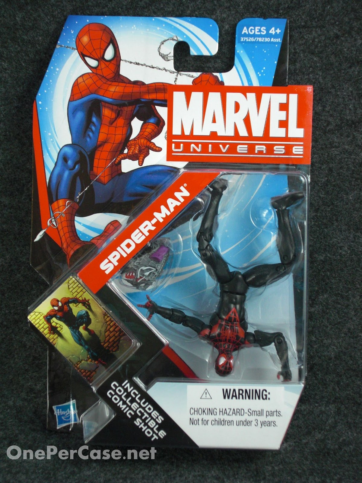House of m spider-man figures pictures