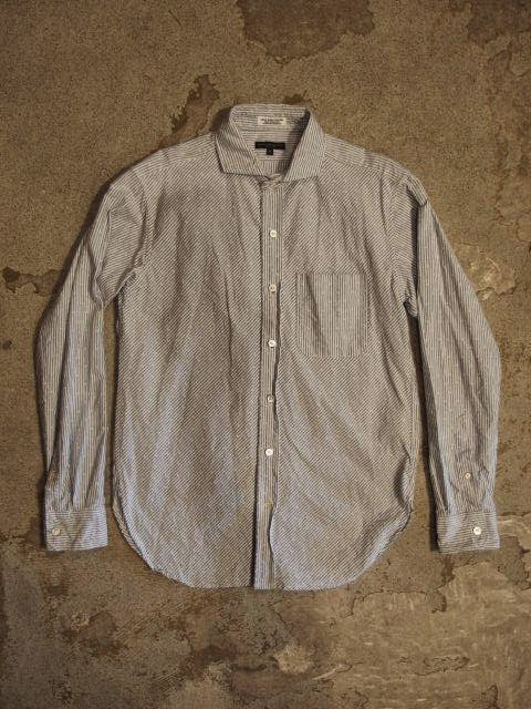 Engineered Garments Spread Collar Shirt Fall/Winter 2014 SUNRISE MARKET
