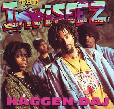 The Inviseez – Haggen-Daj (CDS) (1994) (VBR)