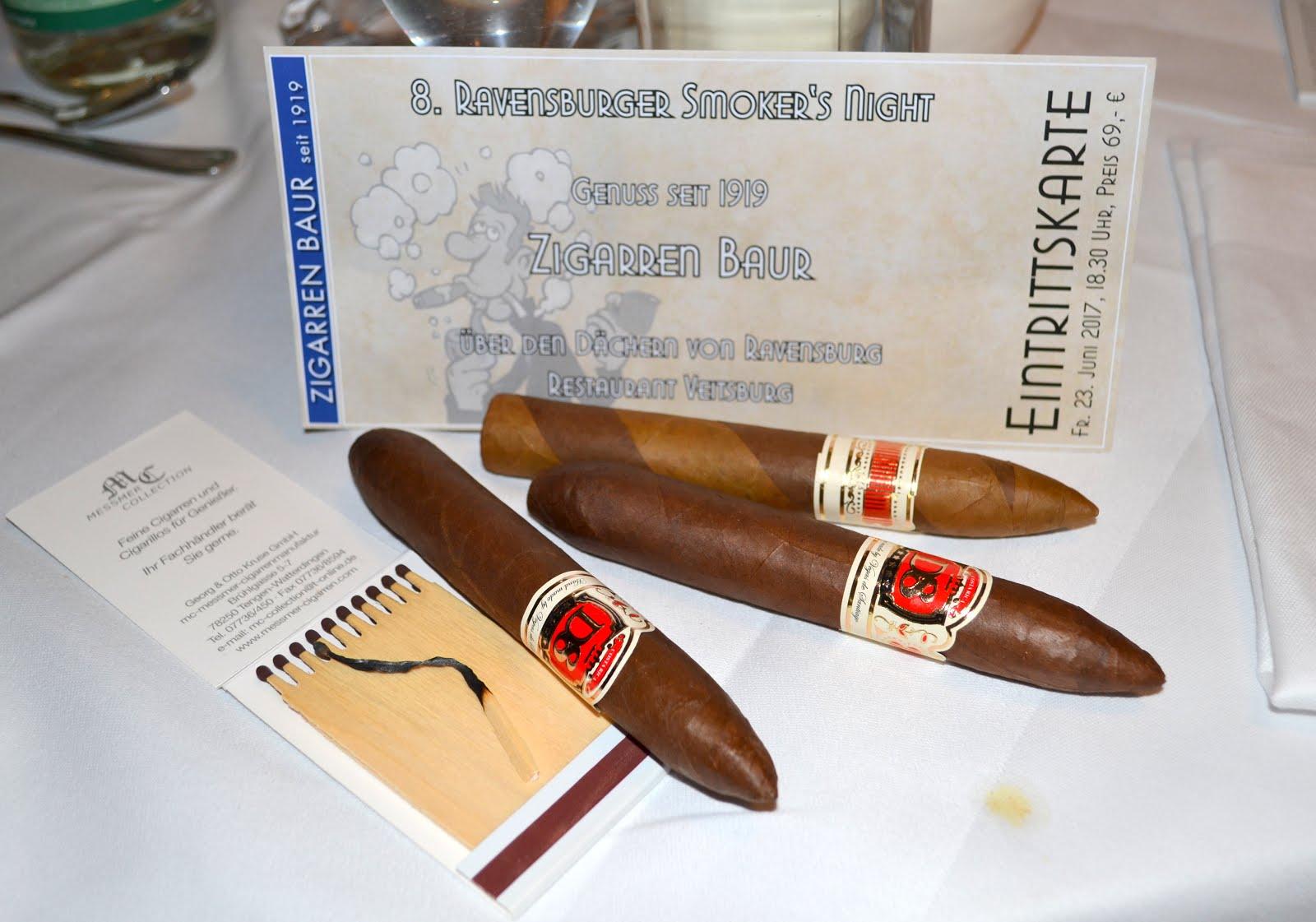 8. Zigarren Baurs Smoker's Night