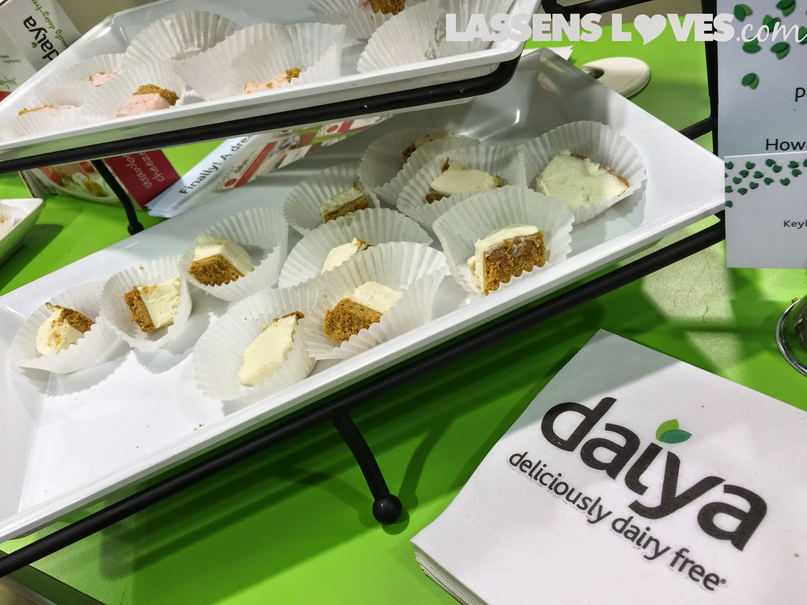 Expo+West+2015, Natural+Foods+Show, New+Natural+Products, daiya+cheesecake, dairy+free+diet, no+dairy+treats