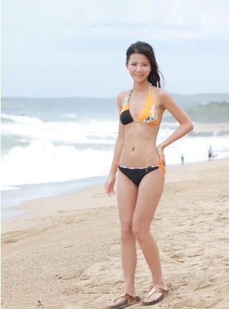 Gemma Choi 蔡慧欣 Miss Hong Kong 2011 Hong Kong Sexy Actress