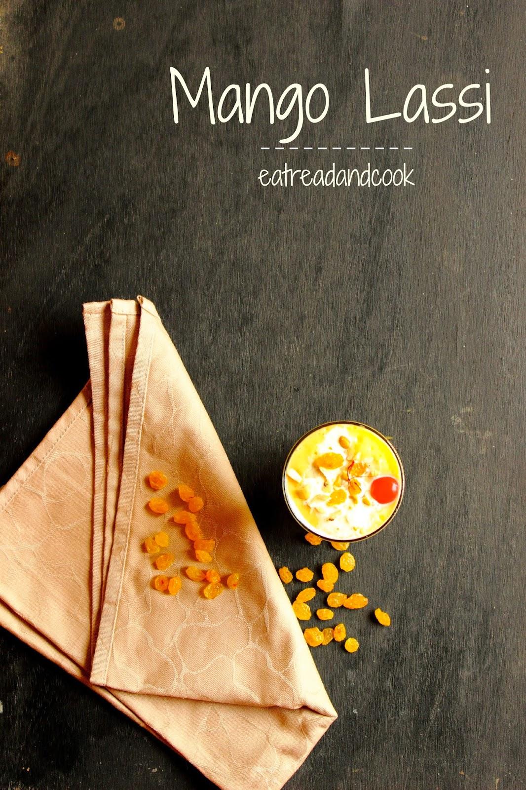 mango lassi recipe thick and homemade