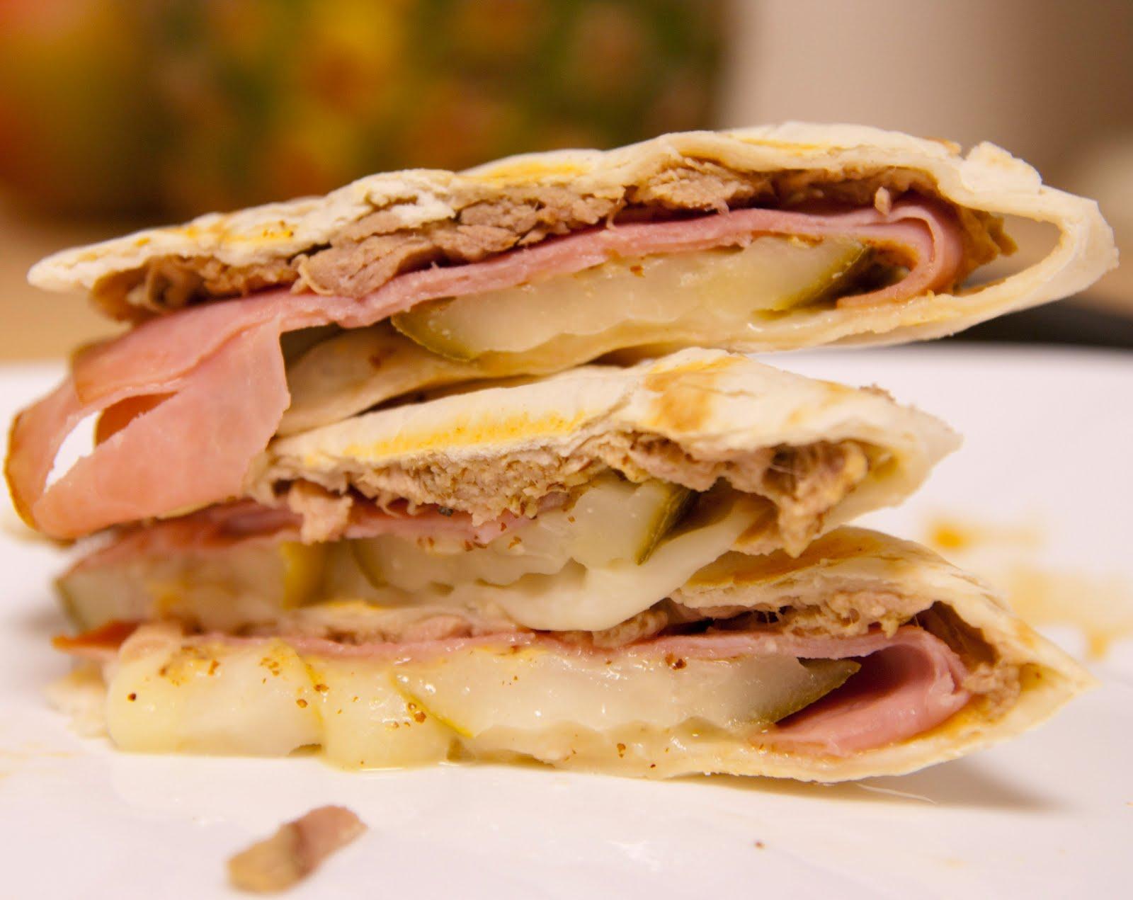 Cuban Sandwich Quesadilla Recipe — Dishmaps