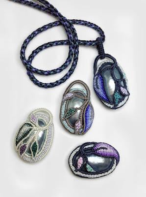 Cavandoli Micro Macrame Jewelry