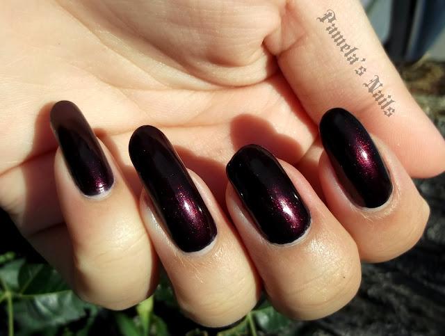 fall nail polish trend