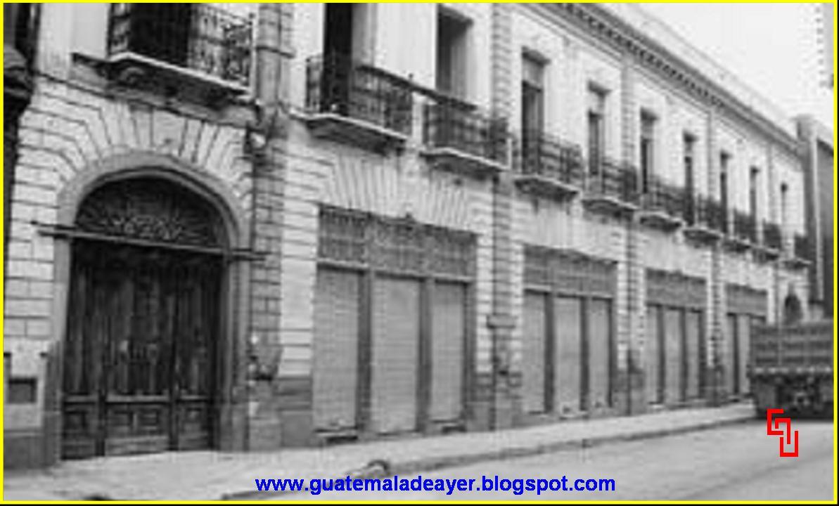 ley catastro guatemala: